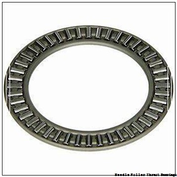 Koyo NRB FNT-1730;PDL125 Needle Roller Thrust Bearings