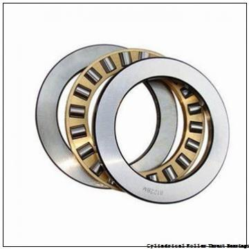 4.0000 in x 8.0000 in x 1.7500 in  Rollway T735 Cylindrical Roller Thrust Bearings