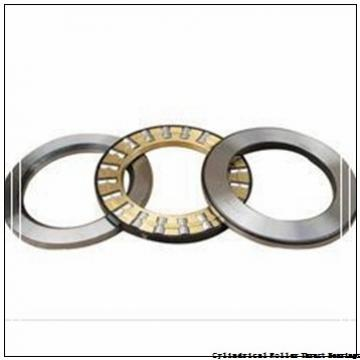 3.7650 in x 7.1250 in x 1.8750 in  Rollway CT34A Cylindrical Roller Thrust Bearings
