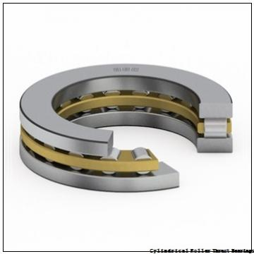4.0000 in x 7.0000 in x 1.7500 in  Rollway T734 Cylindrical Roller Thrust Bearings