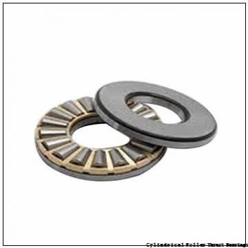 1.9520 in x 3.5930 in x 0.8120 in  Rollway WCT16 Cylindrical Roller Thrust Bearings