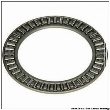 35 mm x 55 mm x 3,2 mm  INA AXW35 Needle Roller Thrust Bearings