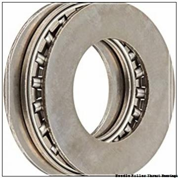 9/16 in x 1 in x 5/64 in  Koyo NRB NTA-916 Needle Roller Thrust Bearings