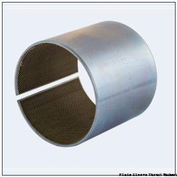 Bunting Bearings, LLC NT062001 Plain Sleeve Thrust Washers