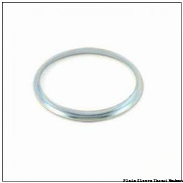 Garlock Bearings G10DXR Plain Sleeve Thrust Washers