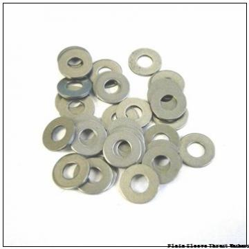 Garlock Bearings G32DXR Plain Sleeve Thrust Washers