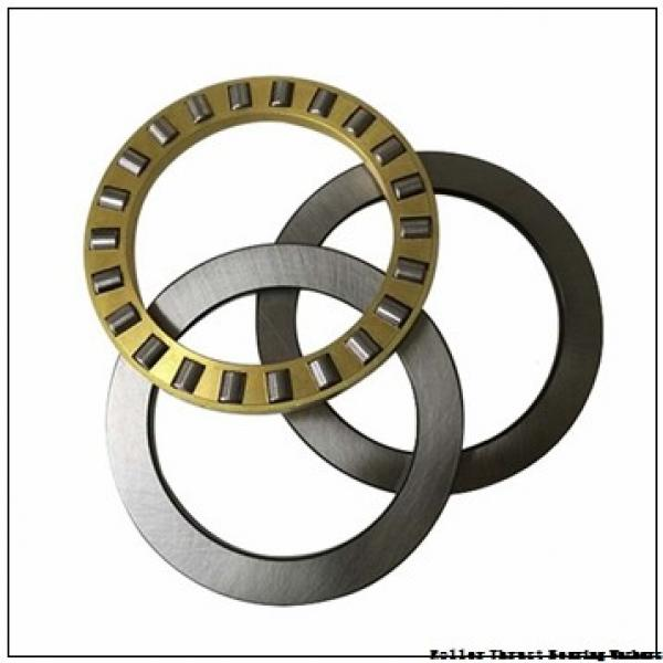INA AS85110 Roller Thrust Bearing Washers #3 image